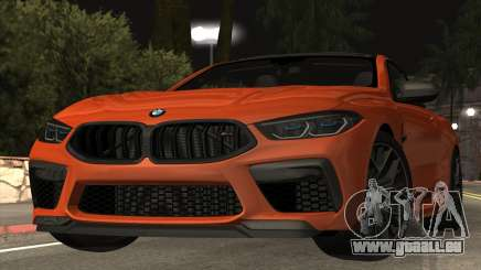 BMW M8 Competition F92 pour GTA San Andreas