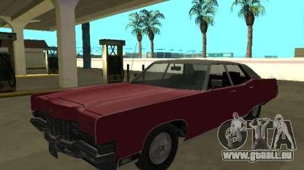 Mercury Grand Marquis (1972) für GTA San Andreas