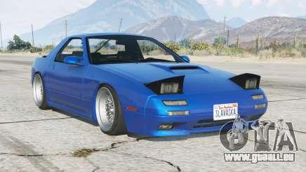Mazda Savanna RX-7 (FC3S) 1989 add-on pour GTA 5