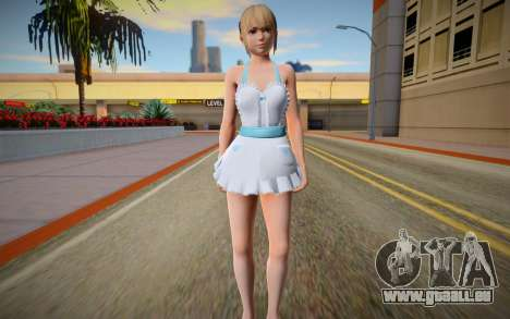 DOAXVV Marie Rose Sweety Valentines Day pour GTA San Andreas