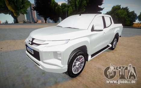 Mitsubishi L-200 Triton 2020 pour GTA San Andreas