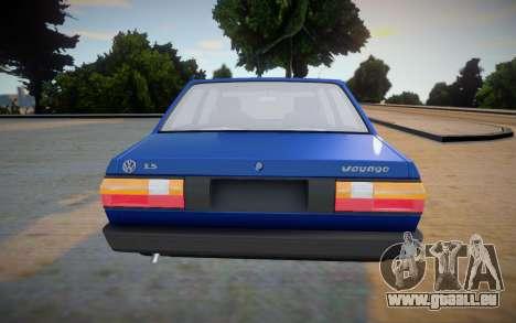 Vw Voyage 1992 pour GTA San Andreas