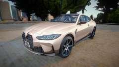 BMW M4 GTS (G82) 2021
