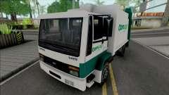 Ford Cargo 1415 Garbage Truck Comcap SC
