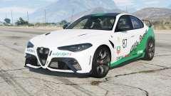 Alfa Romeo Giulia GTAm (952) 2020〡add-on pour GTA 5