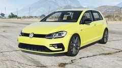 Volkswagen Golf R 5 portes (Typ 5G) 2018〡add-on pour GTA 5