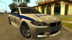 BMW M5 F10 GIBDD