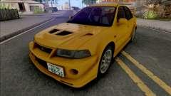 Mitsubishi Lancer Evolution VI GSR T.M.E Edited