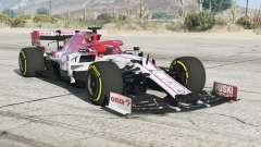 Alfa Romeo Racing C39〡add-on pour GTA 5