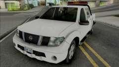 Nissan Frontier Tow Truck
