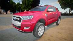 Ford Ranger Limited 2016 für GTA San Andreas