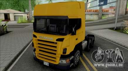 Scania R440 SA Style für GTA San Andreas