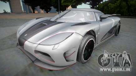 Koenigsegg Agera R APR04 für GTA San Andreas