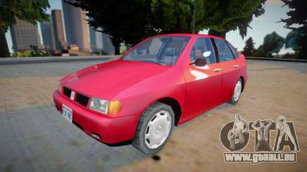 Seat Cordoba - 1994 pour GTA San Andreas