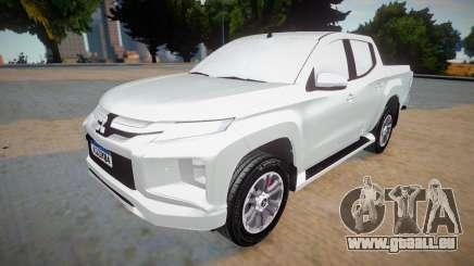 Mitsubishi L-200 Triton 2020 für GTA San Andreas