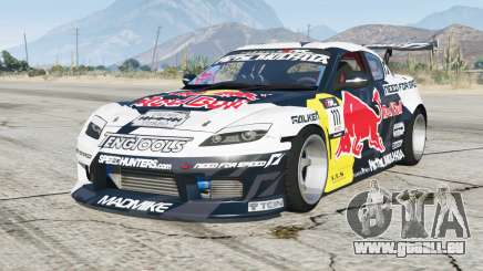 Mazda RX-8 Mad Mike〡add-on für GTA 5