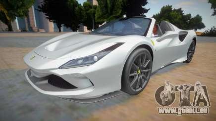Ferrari F8 Tributo Spider pour GTA San Andreas