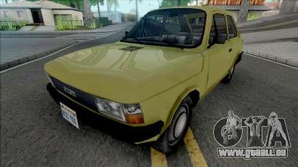 Fiat 147 Improved v2 pour GTA San Andreas