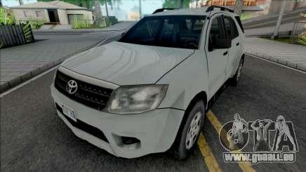 Toyota Hilux SW4 pour GTA San Andreas