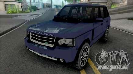 Land Rover Range Rover 2009 Improved v2 pour GTA San Andreas