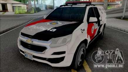 Chevrolet S10 PMESP pour GTA San Andreas