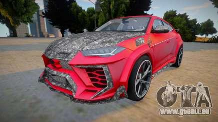 Lamborghini Urus Mansory pour GTA San Andreas