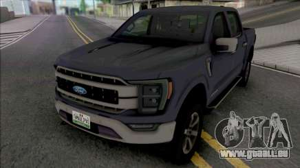Ford F-150 XLT 2021 pour GTA San Andreas
