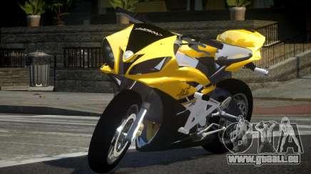 Yamaha R6 G-Style L2 pour GTA 4