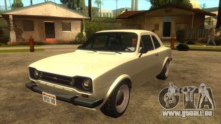 GTA V Vapid Retinue für GTA San Andreas