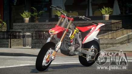 Honda CRF 250 L3 pour GTA 4
