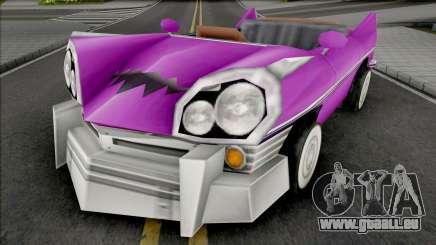 Wario Car pour GTA San Andreas