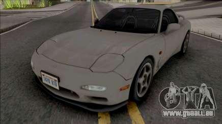 Mazda Efini RX-7 Type R (FD) 1991 Improved pour GTA San Andreas