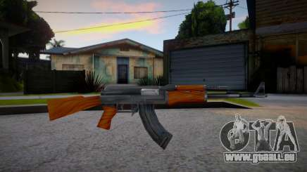 AK-47 from Counter Strike pour GTA San Andreas