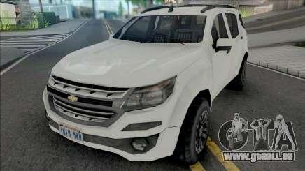 Chevrolet Trailblazer 2017 pour GTA San Andreas