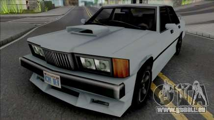 Sentinel XS [Vehfuncs] pour GTA San Andreas