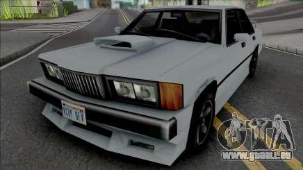 Sentinel XS [Vehfuncs] für GTA San Andreas