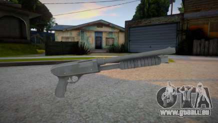 GTA IV Pump Shotgun pour GTA San Andreas
