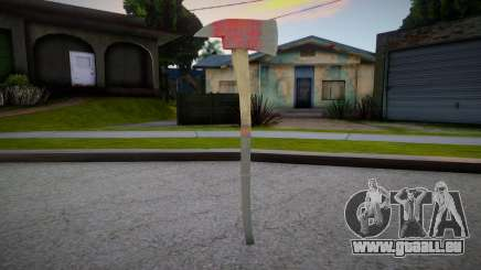 Fire Axe from Ravaged pour GTA San Andreas