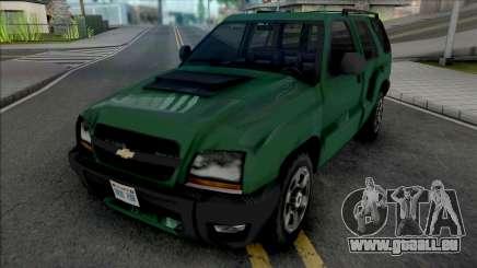 Chevrolet Blazer Advantage 2009 pour GTA San Andreas