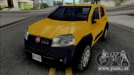 Fiat Uno Way 2011 pour GTA San Andreas