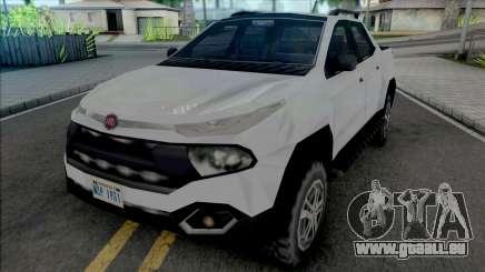Fiat Toro 2020 SA Style pour GTA San Andreas