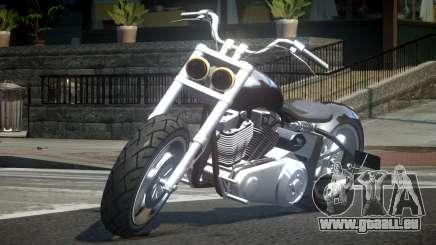 Honda Shadow Custom pour GTA 4