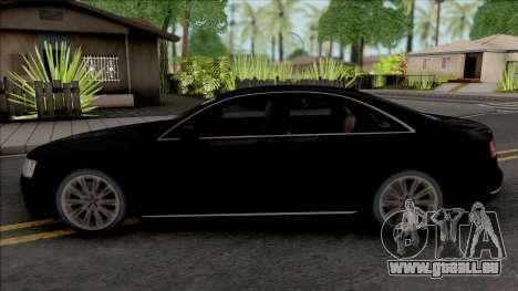 Audi A8 [HQ] pour GTA San Andreas