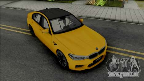 BMW M5 F90 [IVF] pour GTA San Andreas