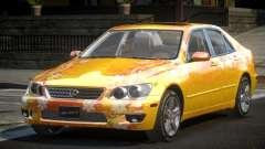Lexus IS300 SP-R L8