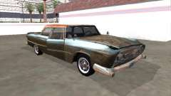 Dodge Polara 1961 Rust ma version