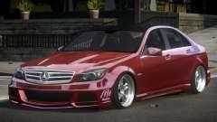 Mercedes-Benz C63 SP A-Style
