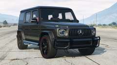 Mercedes-AMG G 63 (Br.463) 2019〡add-on v2.0 pour GTA 5