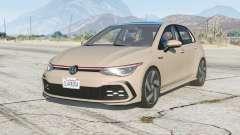 Volkswagen Golf GTI (Mk8) 2020〡add-on v1.0 pour GTA 5