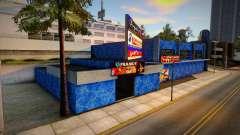 LS Frankys Garage pour GTA San Andreas